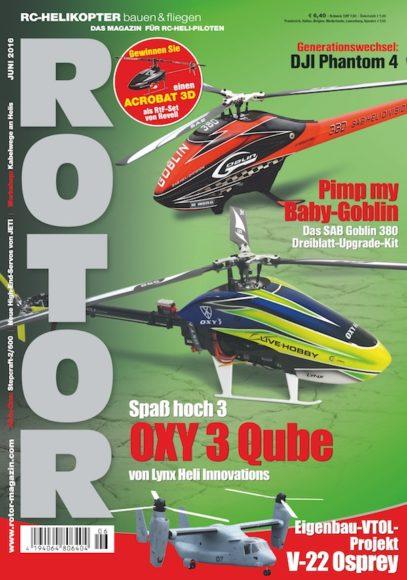 Rotor 6/2016